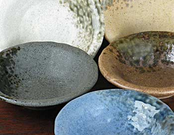 Next & Earthen Dish Set - Japanese Dinnerware Japanese Tableware